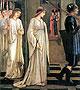 The Princess Sabra Led to the Dragon, 1866 | Sir Edward Burne-Jones