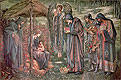 The Star of Bethlehem | Sir Edward Burne-Jones