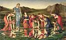 Der Spiegel der Venus | Sir Edward Burne-Jones