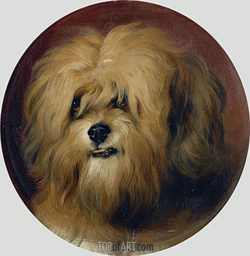 Cairnach, 1842 | Landseer | Painting Reproduction