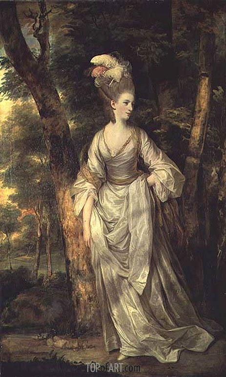 Reynolds | Mrs Elizabeth Carnac, c.1775