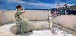 Expectations | Alma-Tadema | outdated