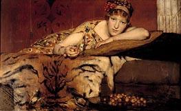 Cherries | Alma-Tadema | Painting Reproduction