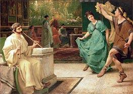 A Roman Dance | Alma-Tadema | Painting Reproduction