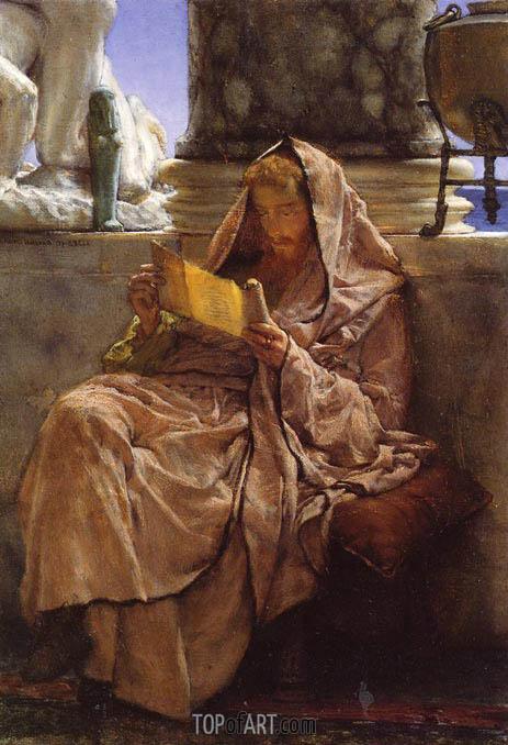 Alma-Tadema | Prose, 1879