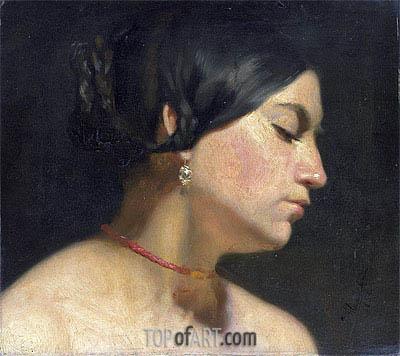 Alma-Tadema | Maria Magdalena, 1854