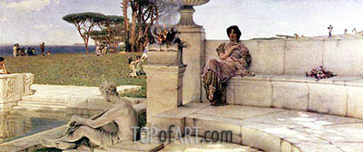 The Voice of Spring, 1910 | Alma-Tadema| Painting Reproduction