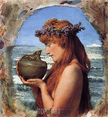 Alma-Tadema | Pandora, 1881