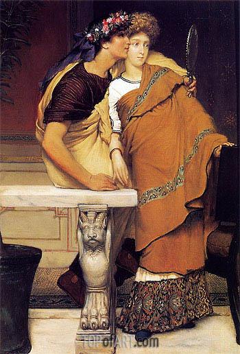 The Honeymoon, 1868 | Alma-Tadema | Painting Reproduction