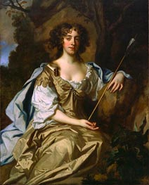 The Countess of Meath, c.1674 by Peter Lely | Painting Reproduction
