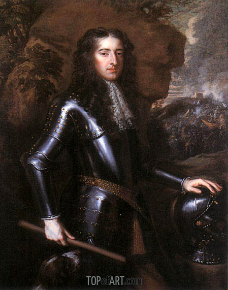 Peter Lely | King William III, 1677