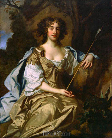 Peter Lely | The Countess of Meath, c.1674