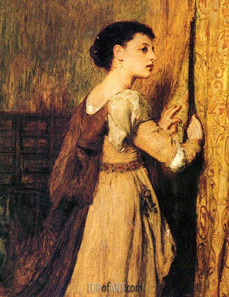 Quiller Orchardson | Jessica, undated