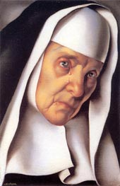 The Mother Superior | Lempicka | Painting Reproduction