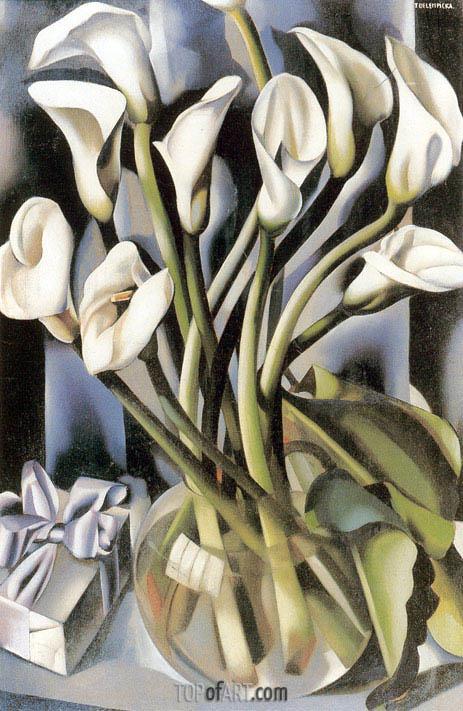 Lempicka | Arums, c.1931