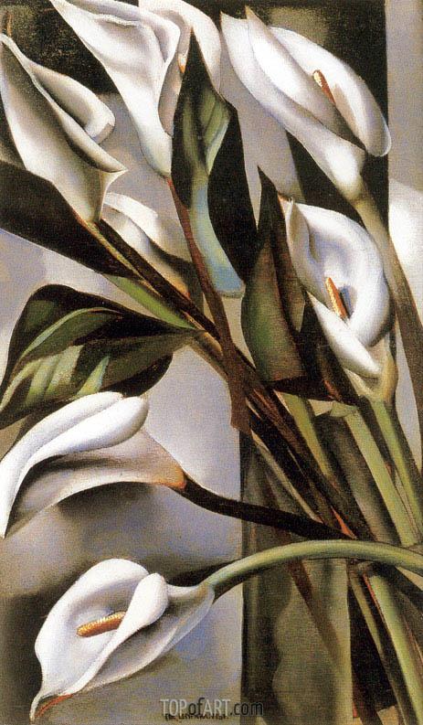 Lempicka | Arums, 1931