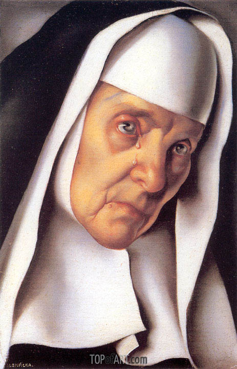 Lempicka | The Mother Superior, 1935