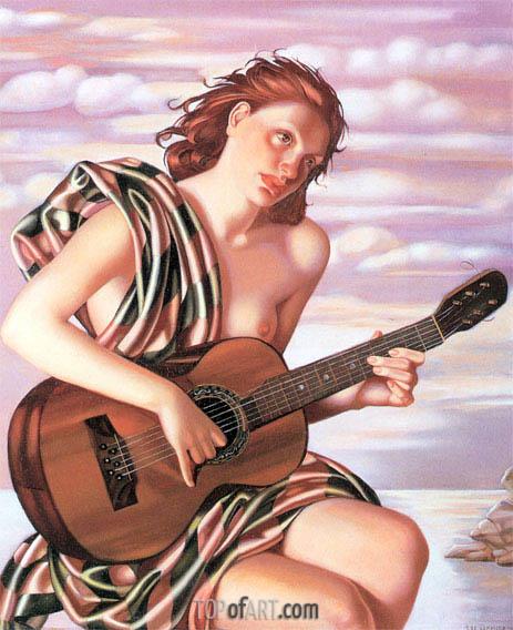 Lempicka   Amethyst, 1946