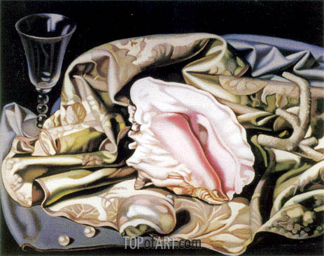 Lempicka | The Seashell, 1941