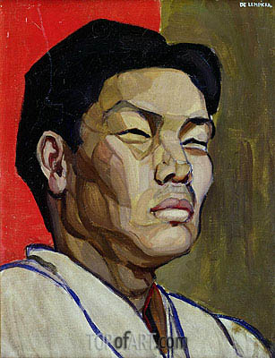 Lempicka | The Chinaman, 1921