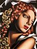 The Brilliance   Tamara de Lempicka (inspired by)