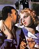 Idyll | Tamara de Lempicka (inspired by)