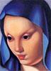 Madonina | Tamara de Lempicka (inspired by)
