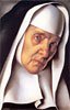 The Mother Superior | Tamara de Lempicka (inspired by)