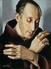 Saint Anthony   Tamara de Lempicka (inspired by)