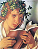 Graziella | Tamara de Lempicka (inspired by)