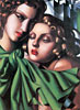 The Girls | Tamara de Lempicka (inspired by)