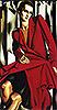 Portrait of Mrs Bush   Tamara de Lempicka (inspired by)