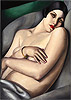 The Dream | Tamara de Lempicka (inspired by)