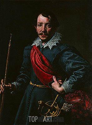 Tanzio da Varallo | Portrait of a Man, c.1620