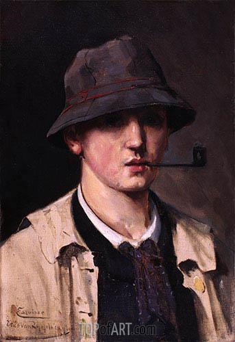 Rysselberghe | Self-Portrait, b.1926