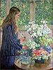 Garden Flowers | Theo van Rysselberghe