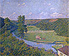 The Valley of the Sambre | Theo van Rysselberghe