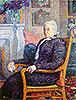 Madame Monnom | Theo van Rysselberghe