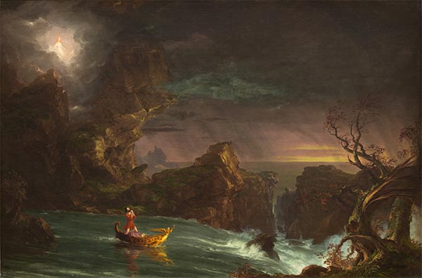 Thomas Cole | Voyage of Life - Manhood, 1842