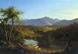 View near the Village of Catskill | Thomas Cole