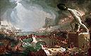 Course of Empire - Destruction | Thomas Cole