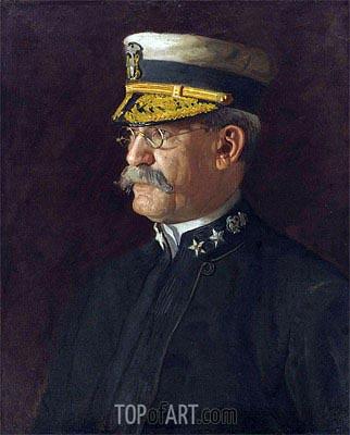 Thomas Eakins | Rear Admiral Charles Dwight Sigsbee, 1903
