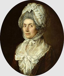 Mrs. Philip Dupont, c.1778 by Gainsborough | Painting Reproduction