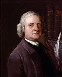 Joseph Gibbs, c.1755 by Gainsborough | Painting Reproduction