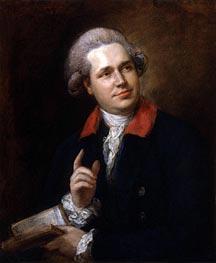 Portrait of John Henderson, c.1773/75 by Gainsborough | Painting Reproduction