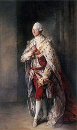 Henry, Duke of Cumberland, c.1773/77 by Gainsborough | Painting Reproduction