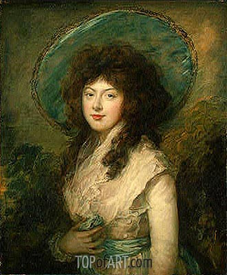 Gainsborough | Miss Catherine Tatton, 1786