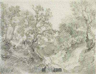 Gainsborough | Wooded Landscape,