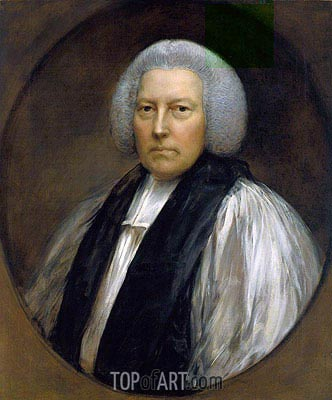 Gainsborough | Richard Hurd, Bishop of Worcester, 1781