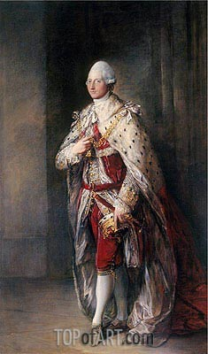 Henry, Duke of Cumberland, c.1773/77 | Gainsborough| Painting Reproduction